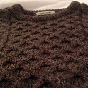 Other - Carraig Donn Aran Irish wool sweater Large